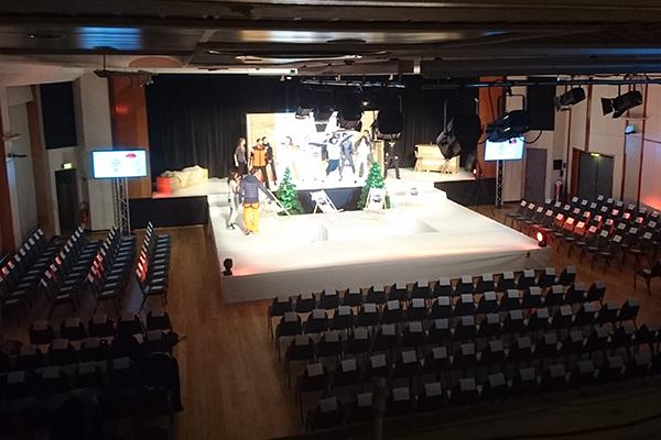 Défilé - Centre de Congres Annecy