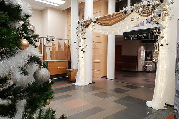 Centre de Congres Annecy Noel