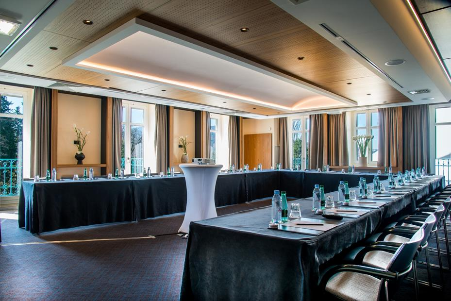 Renovated meeting rooms